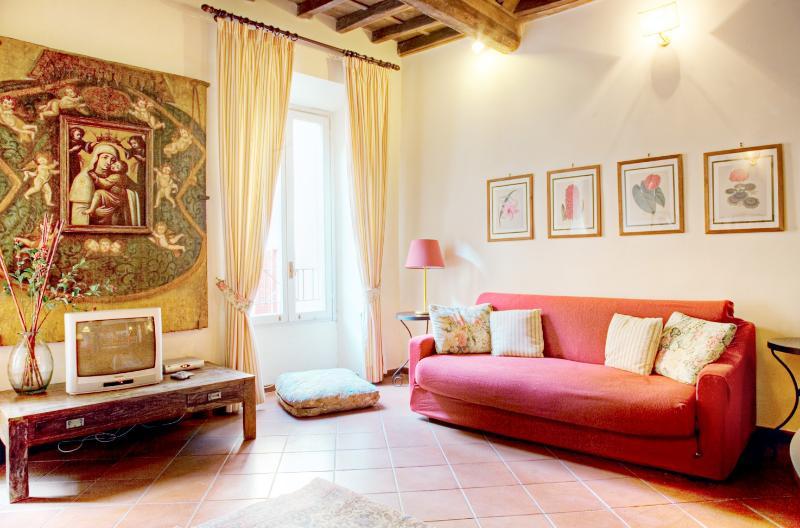 Rome Rental Apartment near Piazza Campo dei Fiori - Campo dei Fiori - Bacchus - Image 1 - Rome - rentals
