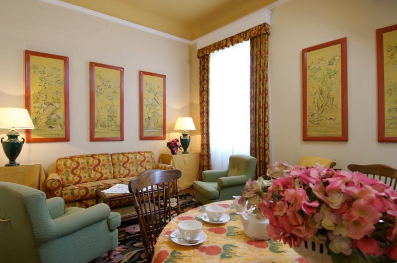 Apartment Florence - Palazzo Torrigiani - Fedelio - Image 1 - Florence - rentals