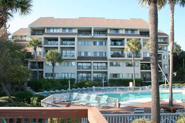 Captains Walk 481 - Image 1 - Hilton Head - rentals