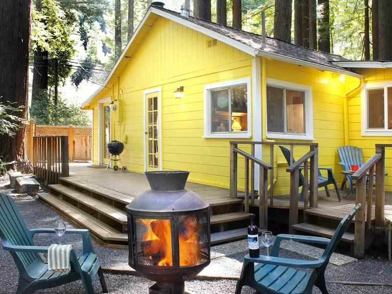LEMON DROP - Image 1 - Cazadero - rentals
