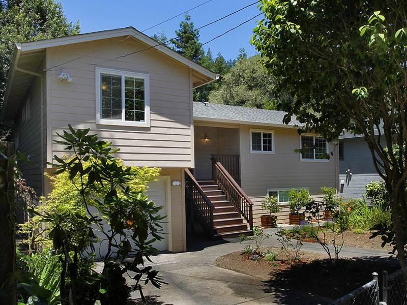 LUCKY BEND - Image 1 - Guerneville - rentals
