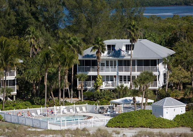Beach & Gulf Villa at Palm Island Resort with All Resort Amenities - Image 1 - Placida - rentals
