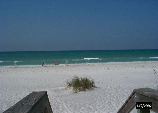 gulf view - Beach & Gulf Front Villa at Palm Island Resort with All Resort Amenities - Cape Haze - rentals