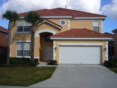 Executive 6BR house w/ private spa and pool - 243SC - Image 1 - Davenport - rentals