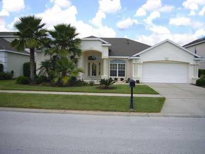 4BR w/ large swimming pool, spa & conservation view - 615PD - Image 1 - Davenport - rentals