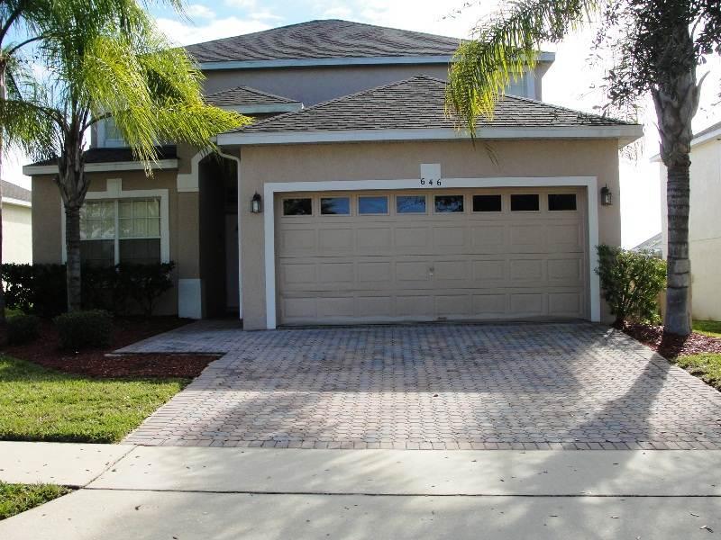 Huge 5BR house in the orange groves, slps 10 - BS646 - Image 1 - Davenport - rentals