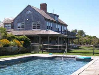 Picturesque 4 BR-4 BA House in Nantucket (7943) - Image 1 - Nantucket - rentals