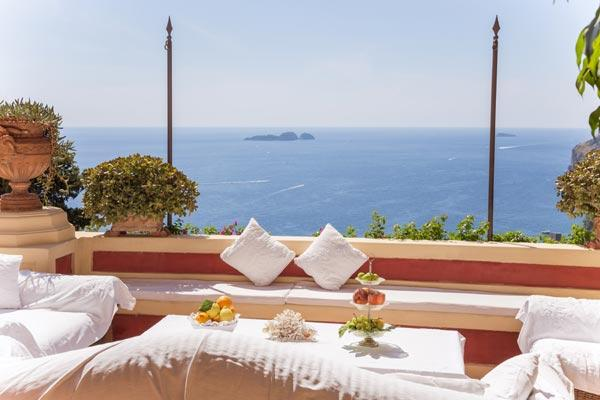 Family home 94 steps above the Mediterranean. BRV DOR - Image 1 - Amalfi Coast - rentals
