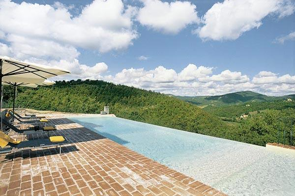 Toddler- friendly Umbrian villa on the border of Umbria and Tuscany. 5 Minutes from Preggio and 30 from Cortona. HII LAZ - Image 1 - Umbria - rentals