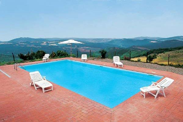 Restored farmhouse with modern amenities on Anqua's estate. SAL CRO - Image 1 - Tuscany - rentals