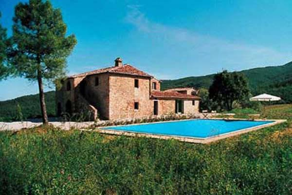 Carefully restored in 2002- beautiful views of the Sienese countryside. SAL SAL - Image 1 - Tuscany - rentals