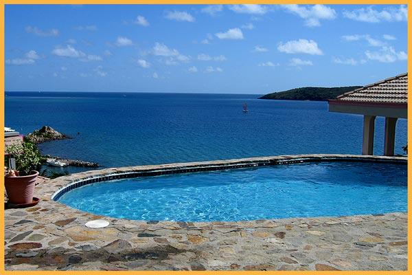 Short walk to the beach at Little Leverick Bay, with swimming, sunning and snorkeling! VG DOS - Image 1 - Leverick Bay - rentals