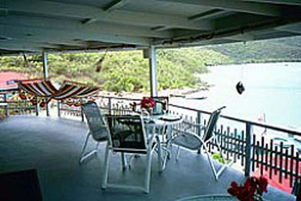 Unique view of North Sound and the Caribbean sea- a great 2-story villa!	 VG VVA - Image 1 - Leverick Bay - rentals