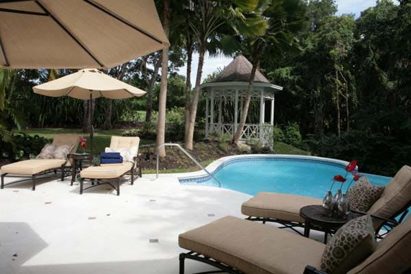 Heart shaped pool with townhouse. AA CAS - Image 1 - Barbados - rentals