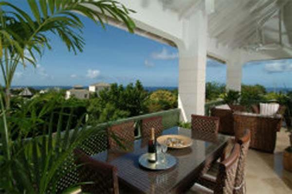 Ocean view at Sugar Hill Tennis Community. AA SUM - Image 1 - Barbados - rentals