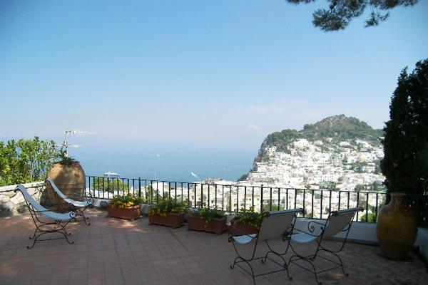 Located on Castiglione Hill, it takes about 12 minutes to walk from the Piazzetta to the villa. LDG LAU - Image 1 - Amalfi Coast - rentals