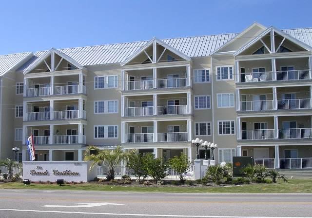 Grand Caribbean 317 - Image 1 - Orange Beach - rentals