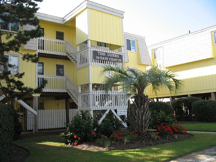 The Dunes  - Dunes B3 - Nelson - Ocean Isle Beach - rentals