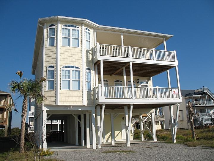 393 East First Street - East First Street 393 - Danmor - Ocean Isle Beach - rentals
