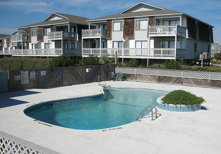 Oceanside West I - POOL - Oceanside West I - A4 - White - Ocean Isle Beach - rentals