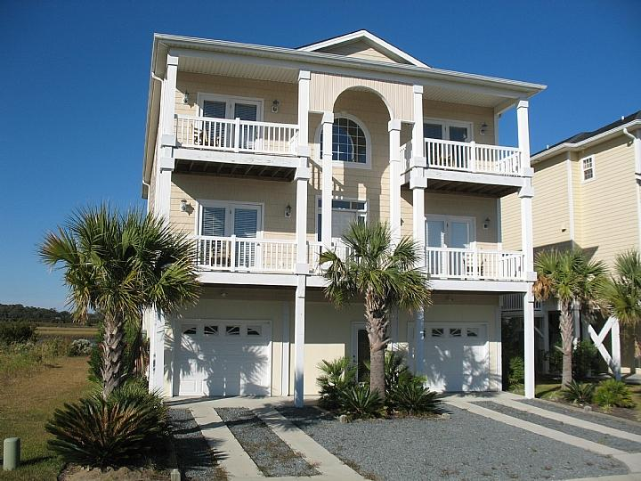 137 Via Old Sound Blvd - Old Sound Blvd - 137 - Walker - Ocean Isle Beach - rentals
