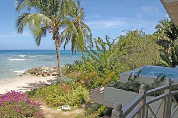 Condo overlooking the Sea and gardens. BS RE0 - Image 1 - Barbados - rentals