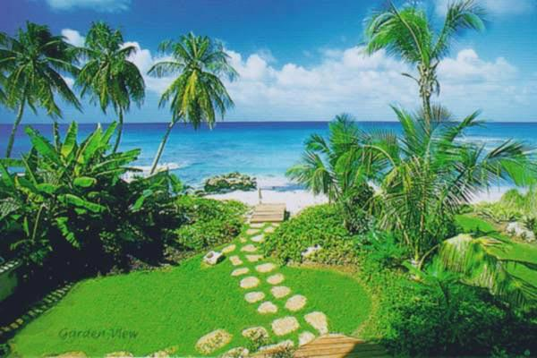 Condo on four levels- direct beach access. BS RE1 - Image 1 - Barbados - rentals