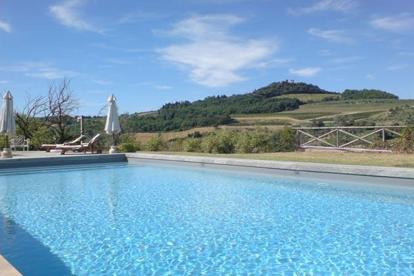 12 Acre Vacation Rental in Chianti - Image 1 - Florence - rentals