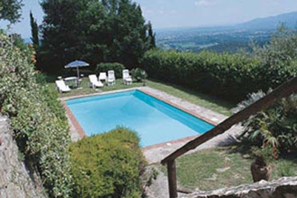 South- facing traditional farmhouse in the hills of Lucca, fully restored. SAL CLO - Image 1 - Lucca - rentals