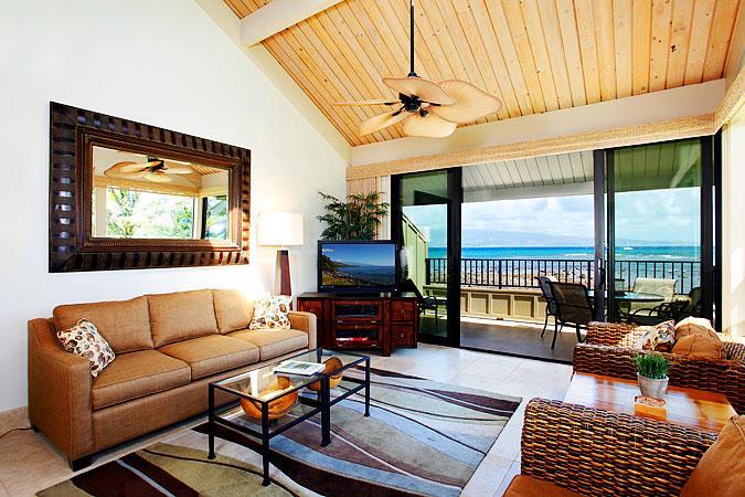 Ocean Front Prime 2 Bedroom Luxury Condo Unit 35 - Image 1 - Lahaina - rentals
