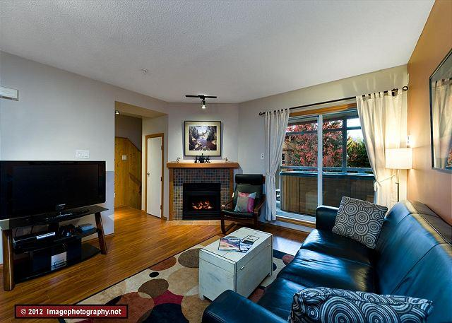 103 Glaciers Reach, a 2br home with a hot tub & pool in Whistler Village - Image 1 - Whistler - rentals