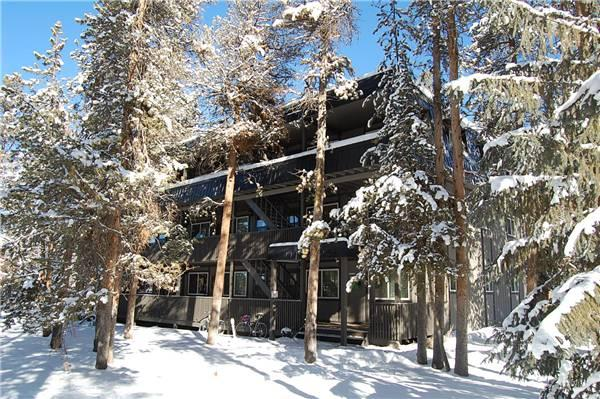 Hi Country Haus Unit 615 - Image 1 - Winter Park - rentals