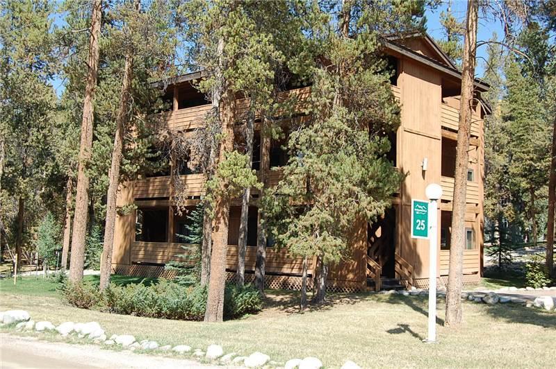 Hi Country Haus Unit 2506 - Image 1 - Winter Park - rentals