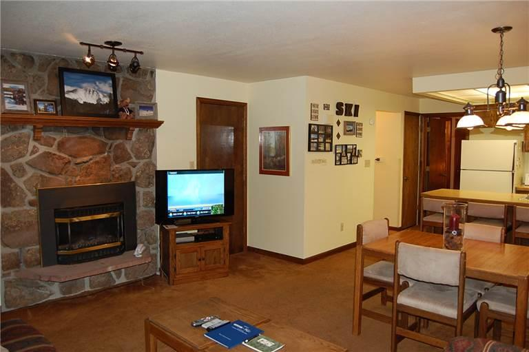 Hi Country Haus Unit 2506 - Image 1 - Winter Park - rentals