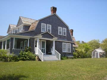 294 - Classic Chappaquiddick w/sea breezes wafting! - Image 1 - Edgartown - rentals