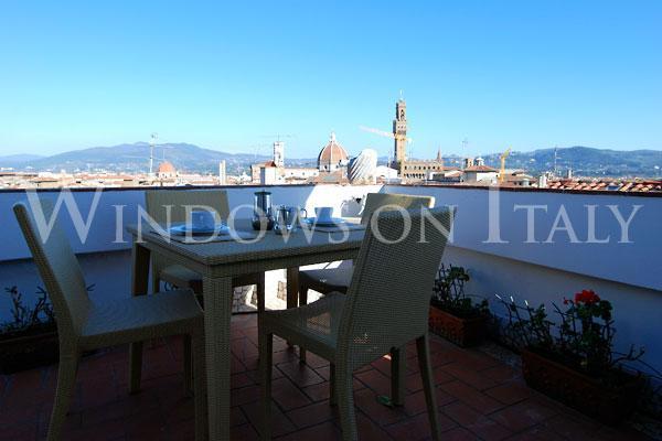 Stendhal San Giorgio - Windows on Italy - Image 1 - Florence - rentals