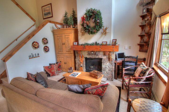 1841 Seasons Townhomes - Lakeside Village - Image 1 - Keystone - rentals