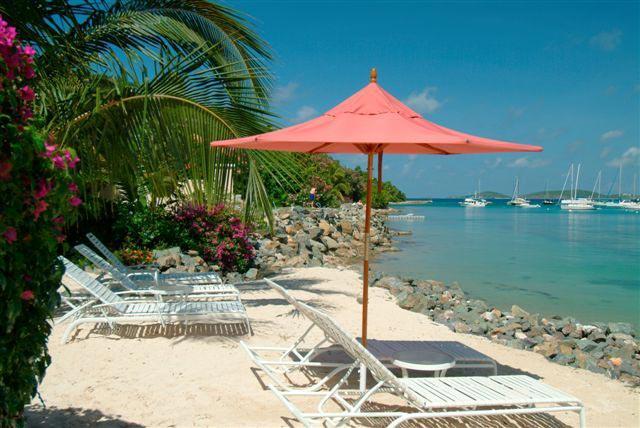 Viridian Garden - Image 1 - Great Cruz Bay - rentals