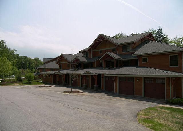 Outside - South Peak 3D - Managed by Loon Reservation Service - Lincoln - rentals