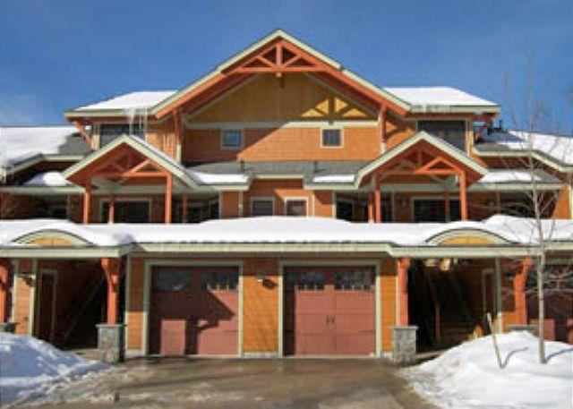 Outside - South Peak 1C - Managed by Loon Reservation Service - Lincoln - rentals