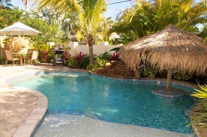 Palm Villa - Palm Villa - Holmes Beach - rentals