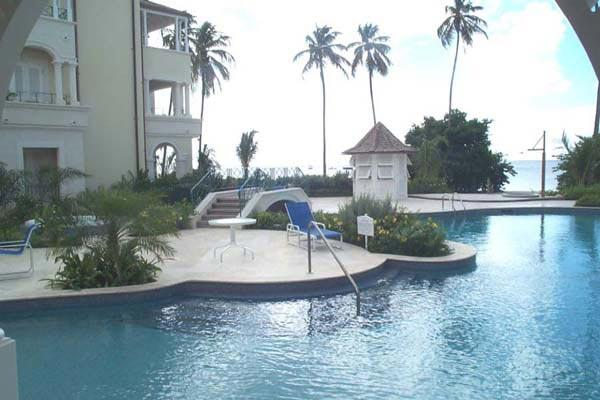 Beachfront bungalow with AC. AA DOL - Image 1 - Barbados - rentals