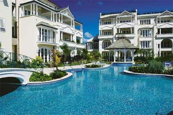 Beachfront condo with shared pool. AA FLA - Image 1 - Barbados - rentals