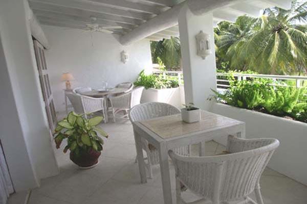 Seaview condo on the fourth floor of the Bougainvillea Block. BS GB4 - Image 1 - Barbados - rentals