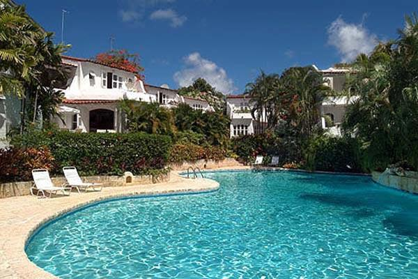 Split level townhouse short drive from 5-star golf and spa. BS VIA - Image 1 - Barbados - rentals
