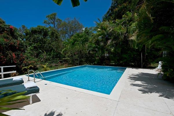 A stone's throw from the Gibbs Beach lies this pristine villa. RL GLA - Image 1 - Barbados - rentals