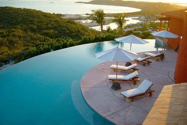 Ultra- deluxe ocean view villa on Provo. BAJ BAJ - Image 1 - Turtle Tail - rentals