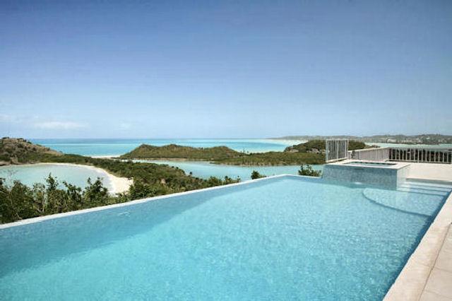 Villa Nicobar, Galley Bay - Image 1 - Antigua and Barbuda - rentals
