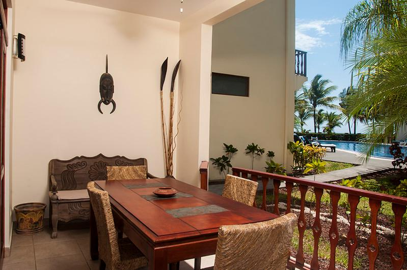 Bahia Azul 6A  - 1st Floor Garden View - Bahia Azul Jaco Beach Unit 6A - Costa Rica Vacation Rental - Jaco - rentals