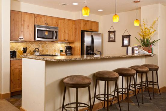 Aspen Lodge Kitchen - 4105 - 4105 Aspen Lodge, Trappeurs - Steamboat Springs - rentals